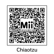 QR Code for Chiaotzu by Eben Frostey