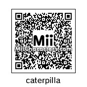 QR Code for Caterpilar by Auturmn