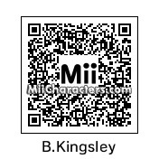 QR Code for Ben Kingsley by celery
