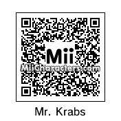 QR Code for Mr. Krabs by batwing321