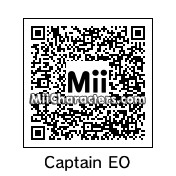 QR Code for Captain EO by bzm