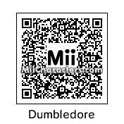 QR Code for Professor Dumbledore by bzm