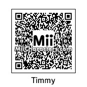 QR Code for Timmy Turner by miiwinner