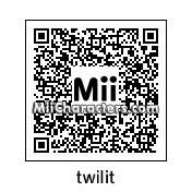 QR Code for Twilight Sparkle by miiwinner