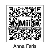 QR Code for Anna Faris by celery