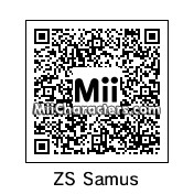 QR Code for Zero Suit Samus by GodOfMii