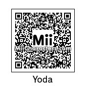 QR Code for Yoda by Andy Anonymous