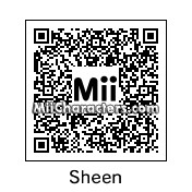 QR Code for Sheen Estevez by robbieraeful