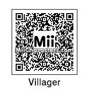 QR Code for Villager by MaxiGamer