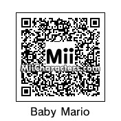 QR Code for Baby Mario by wolverines0519