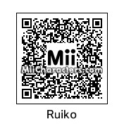 QR Code for Saten Ruiko by Nathan124