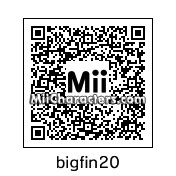 QR Code for Bigfin20 by bigfin20