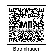 QR Code for Boomhauer by Ajay