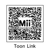 QR Code for Toon Link by bigfin20