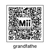 QR Code for Grandfather by Auturmn