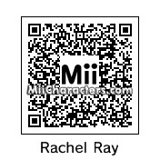 QR Code for Rachel Ray by Jen