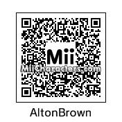 QR Code for Alton Brown by Matt