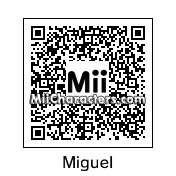 QR Code for Miguel by robbieraeful