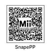 QR Code for Potter Puppet Pals Snape by bigfin20