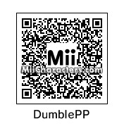 QR Code for Potter Puppet Pals Dumbledore by bigfin20