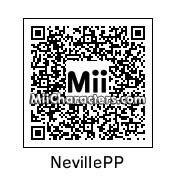 QR Code for Potter Puppet Pals Neville by bigfin20