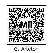 QR Code for Gemma Arterton by celery