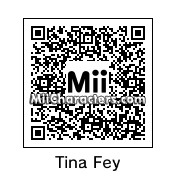 QR Code for Tina Fey by Chestface