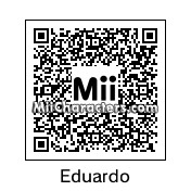 QR Code for Eduardo by robbieraeful