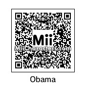 QR Code for Barack Obama by Chestface