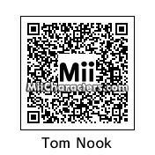 QR Code for Tom Nook by Pixelshift