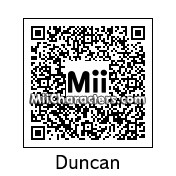 QR Code for Duncan by SamanthaJo