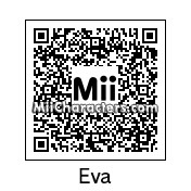 QR Code for Eva by SamanthaJo