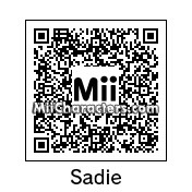 QR Code for Sadie by SamanthaJo