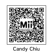 QR Code for Candy Chiu by robbieraeful
