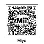 QR Code for Miyu by robbieraeful