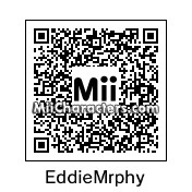 QR Code for Eddie Murphy by Boss