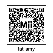 QR Code for Fat Amy by jelly bean