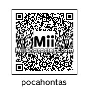 QR Code for Pocahontas by jelly bean