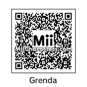 QR Code for Grenda by robbieraeful