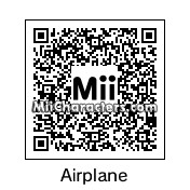 QR Code for Airplane by Vinnycb64