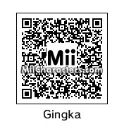 QR Code for Ginga by 3ds
