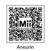 QR Code for Aneurin Barnard by spaceydust