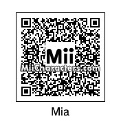 QR Code for Mia by robbieraeful