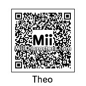 QR Code for Theo by robbieraeful