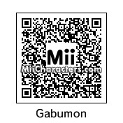 QR Code for Gabumon by matthew123
