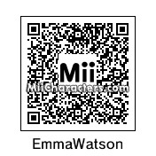 QR Code for Emma Watson by celery