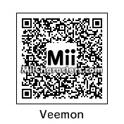 QR Code for Veemon by matthew123