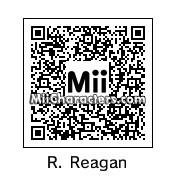 QR Code for Ronald Reagan by Eric
