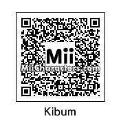 QR Code for Kim Kibum by Tandristyn