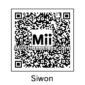 QR Code for Choi Siwon by Tandristyn